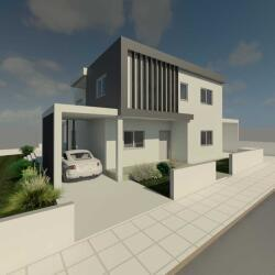3d Visualization For A Residential Project In Paphos