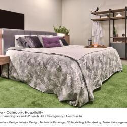 Black Beetle Design Mtf Expo Hospitality Furniture Design Side View
